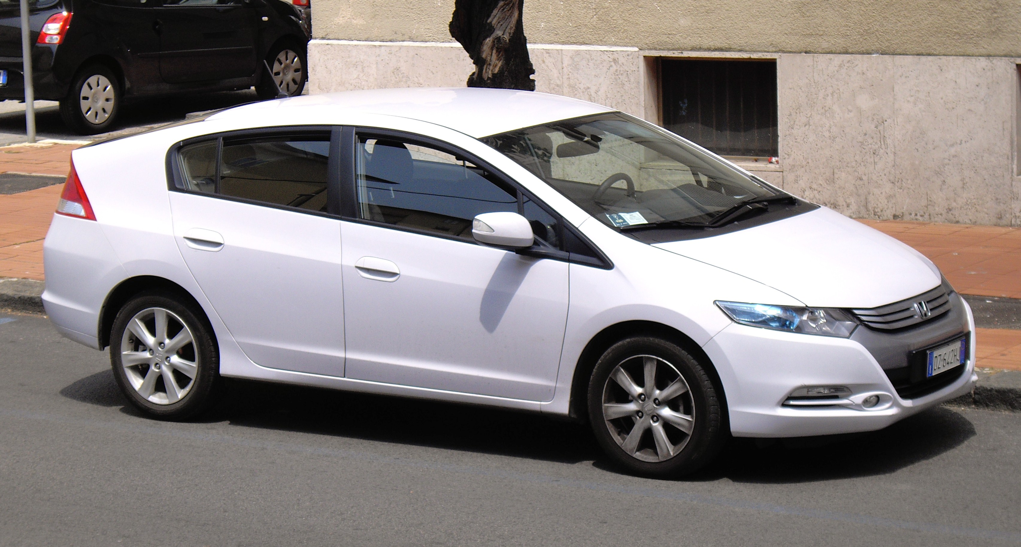 honda insight hybrid picture 3 reviews news specs. Black Bedroom Furniture Sets. Home Design Ideas