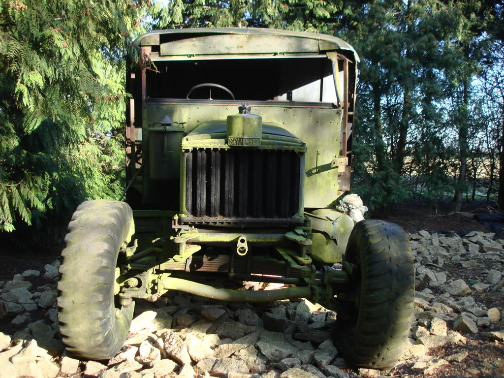 Scammell Pioneer Picture 10 Reviews News Specs Buy Car