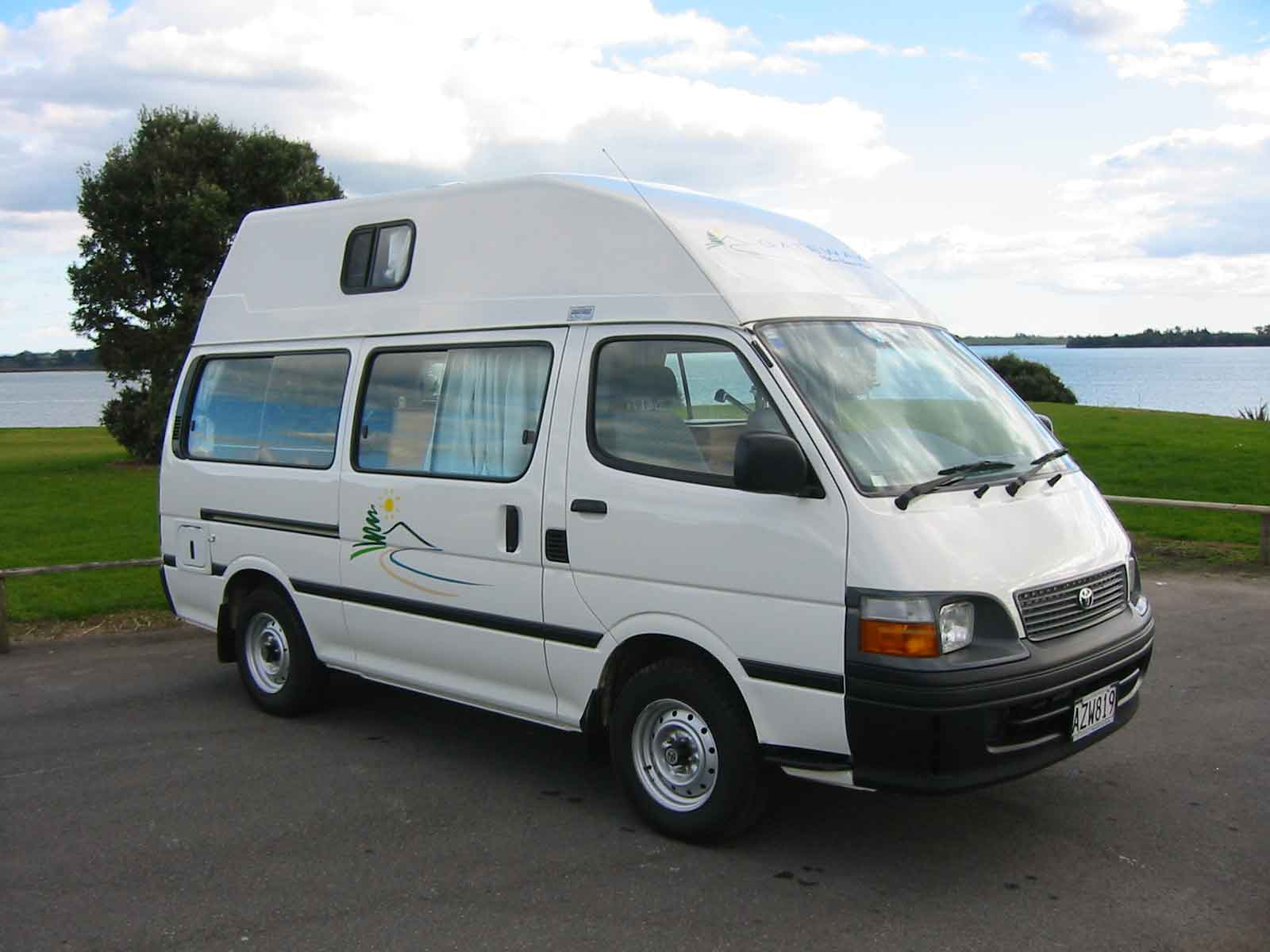 Toyota Hiace Campervan:picture # 7 , reviews, news, specs, buy car