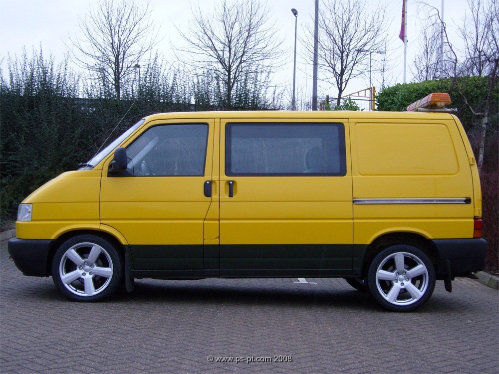Volkswagen Transporter T4 Picture 11 Reviews News