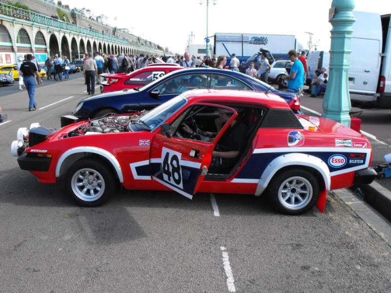 Beautiful Triumph Tr7 V8 Rally Car For Sale Gallery - Classic Cars ...