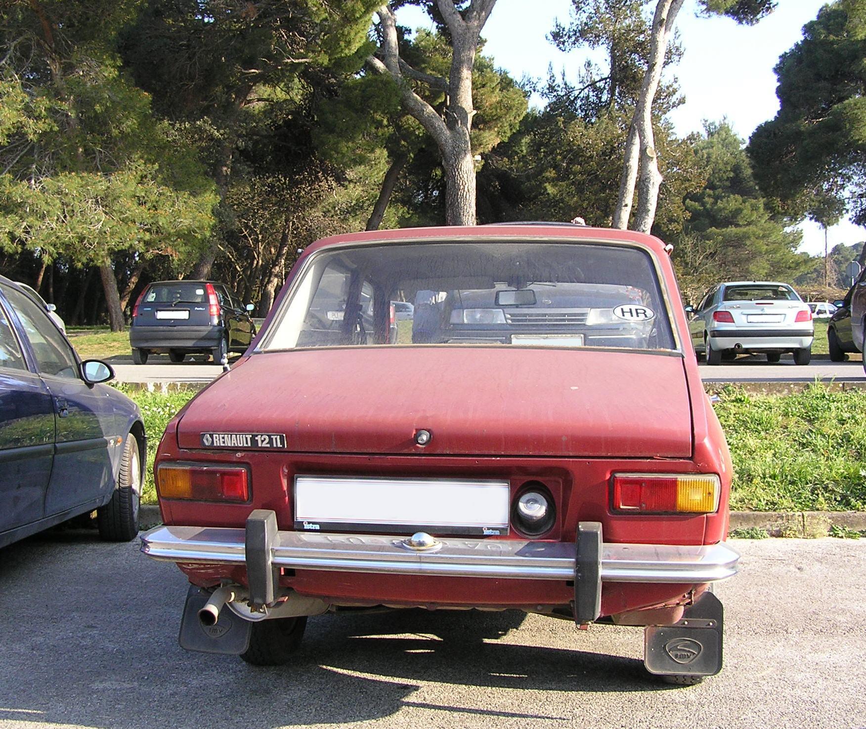 Renault 12 TL:picture # 6 , Reviews, News, Specs, Buy Car