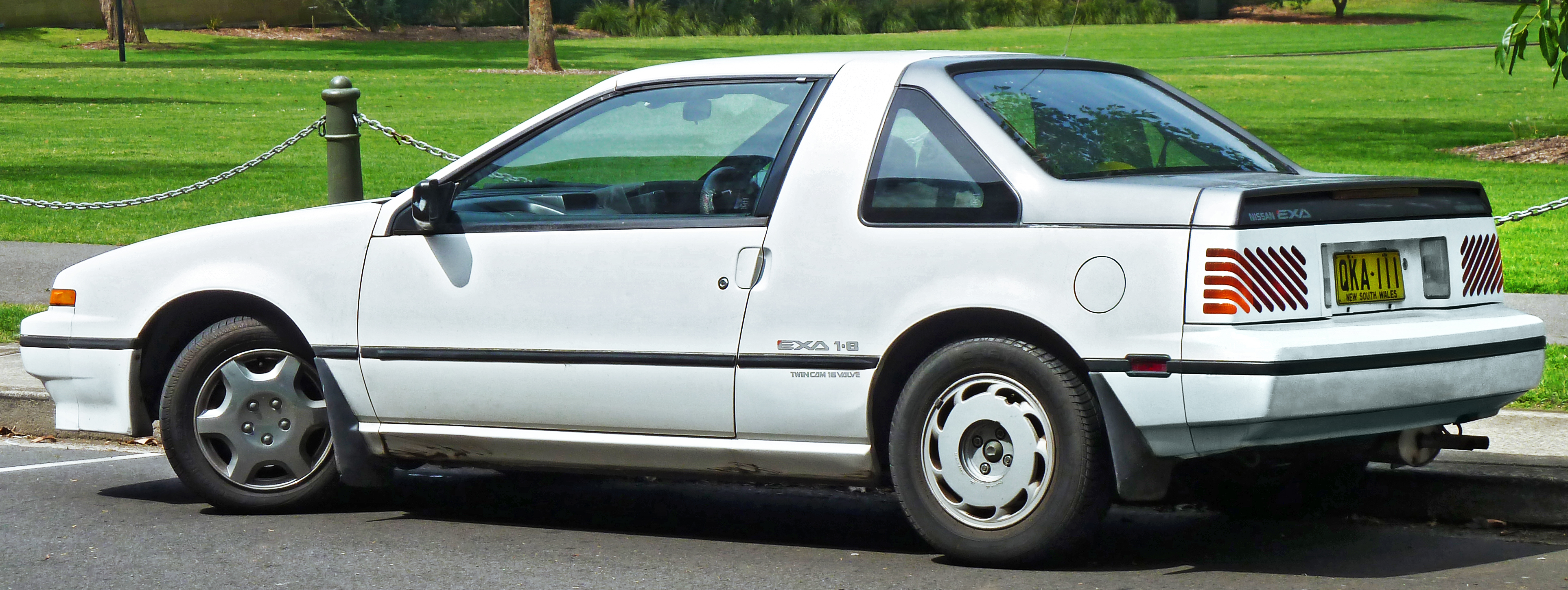 Nissan EXA:picture # 12 , reviews, news, specs, buy car
