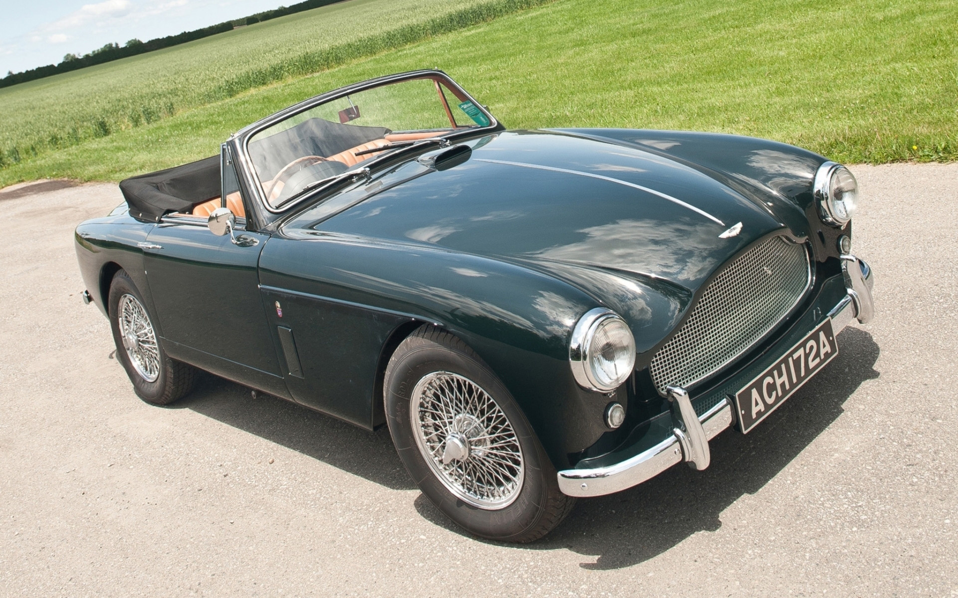 aston martin db2 cabrio picture 4 reviews news specs. Black Bedroom Furniture Sets. Home Design Ideas