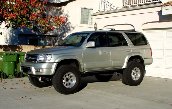 Tundra Limited 2016 >> 2000 Toyota 4runner lift kits for sale