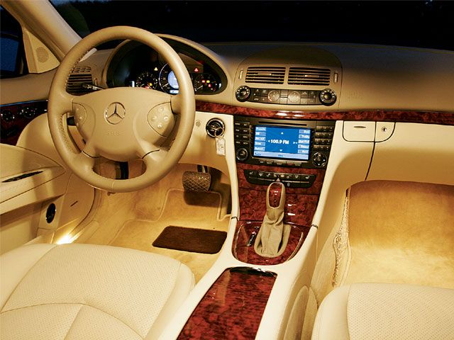 Mercedes Benz E320 Cdi Picture 5 Reviews News Specs