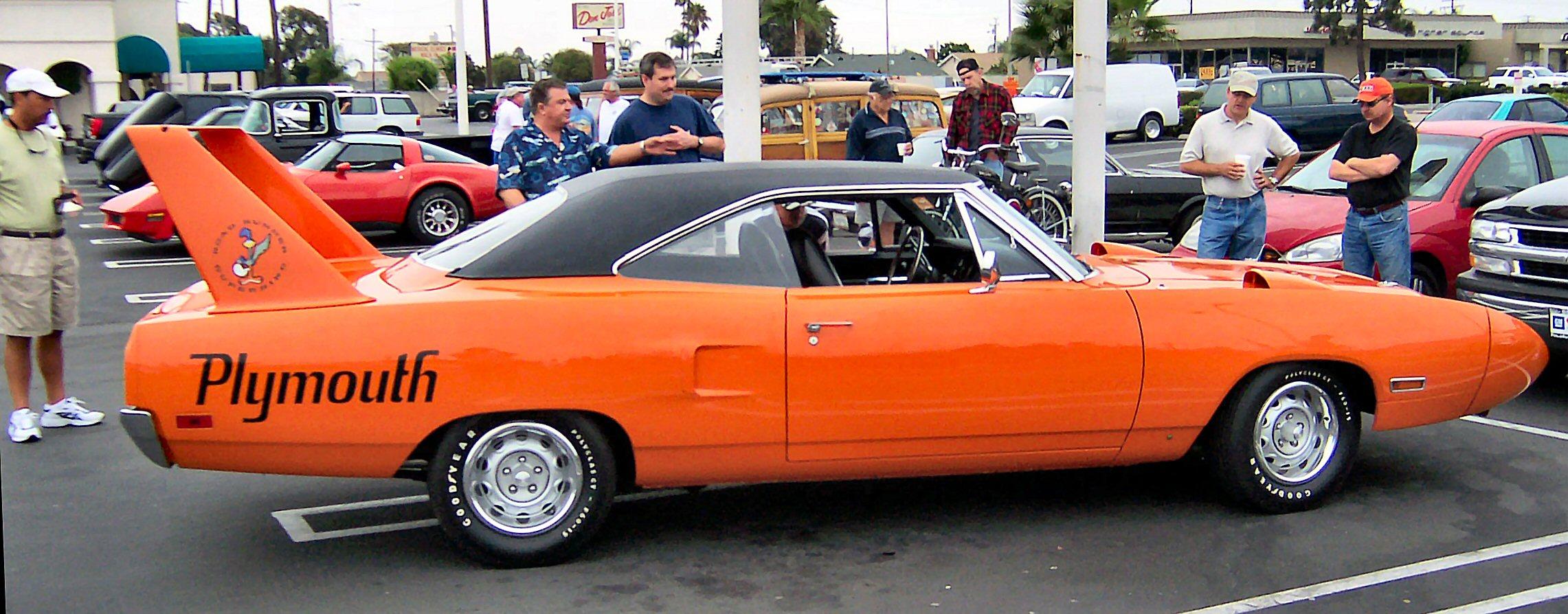 Plymouth Road Runner Superbird Photos Reviews News Specs Buy Car
