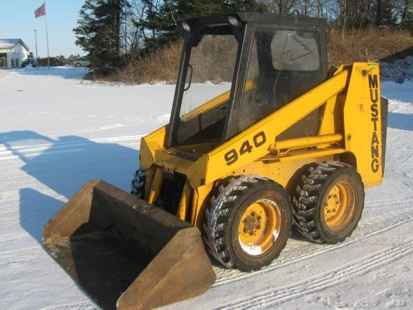 Mustang 940 E Skidsteer:picture # 4 , reviews, news, specs