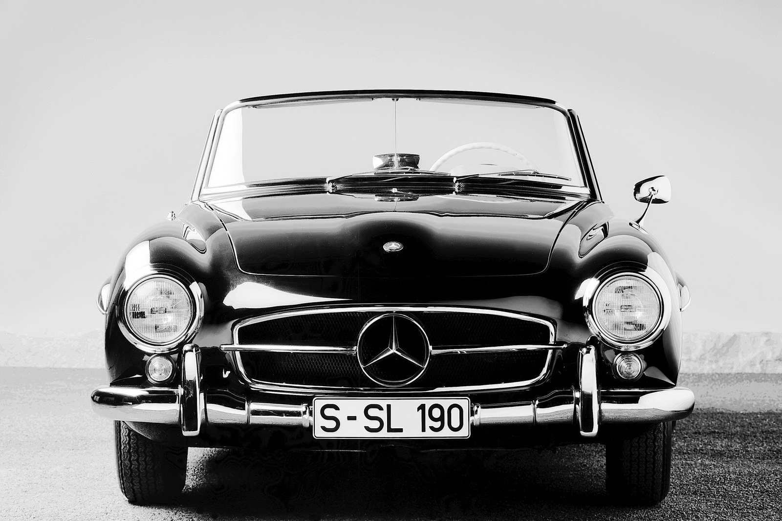 Mercedes benz 190 sl roadster picture 8 reviews news for Mercedes benz history