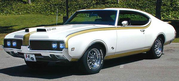 Oldsmobile Cutlass 442 hurst:picture # 3 , reviews, news ...