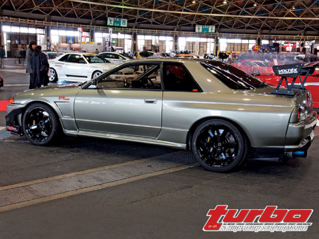 Nissan Skyline R32 Picture 12 Reviews News Specs
