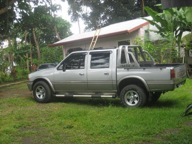 isuzu pick up picture 14 reviews news specs buy car. Black Bedroom Furniture Sets. Home Design Ideas