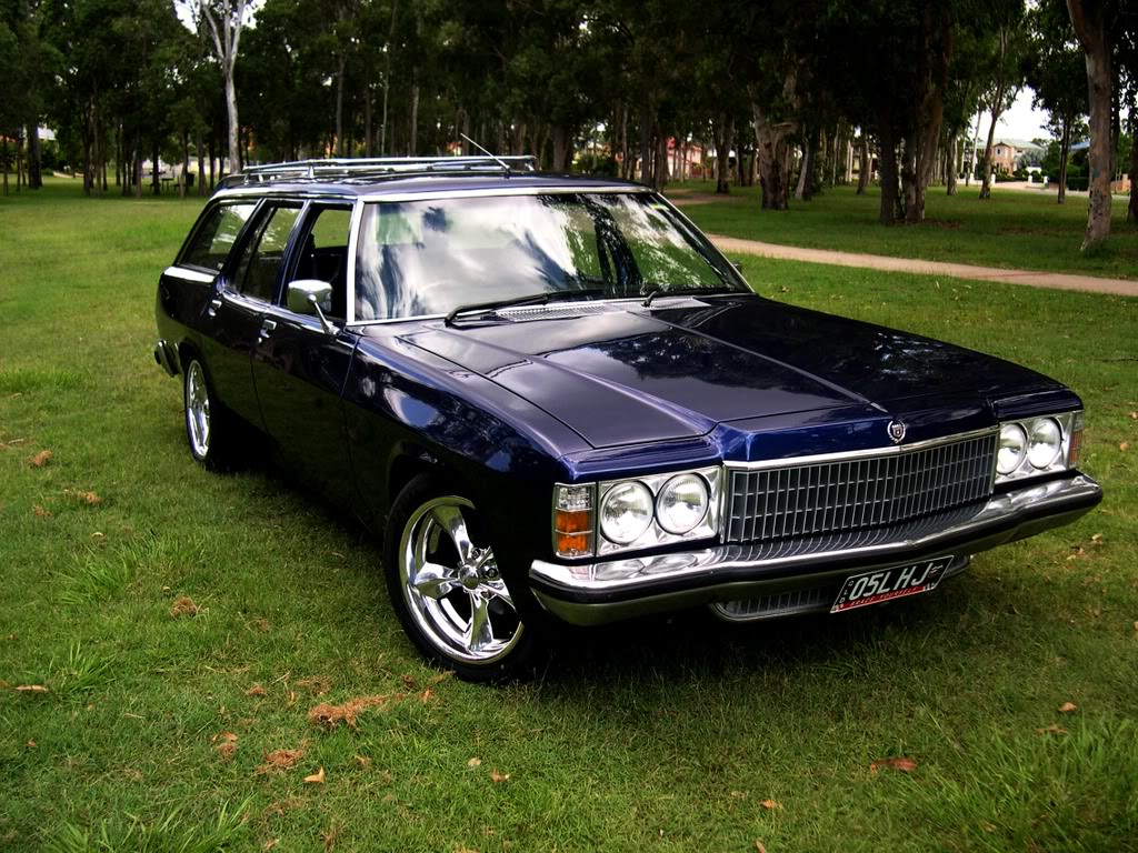 Holden Kingswood Wagon Picture 5 Reviews News Specs