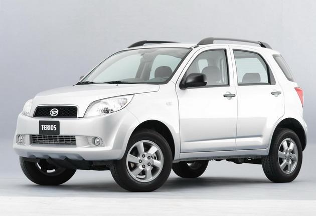 Le Terios De Toyota Autos Post