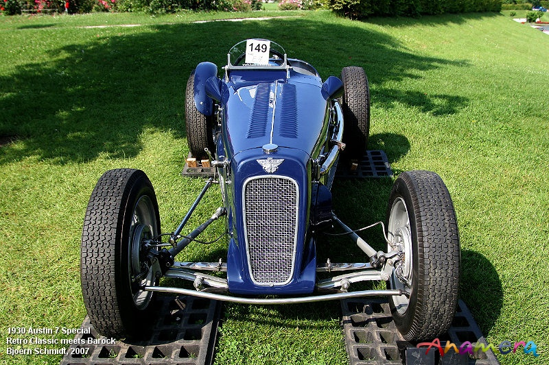 Austin 7 Special Picture 11 Reviews News Specs Buy Car