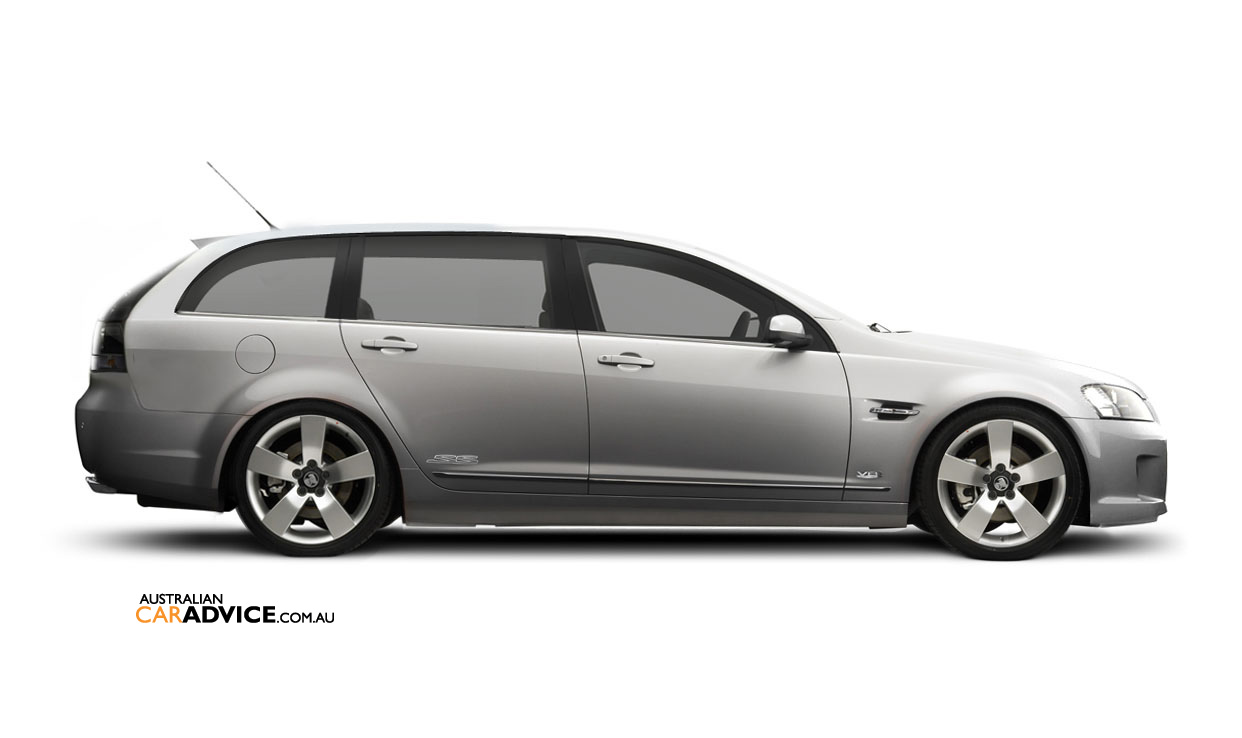 Holden Commodore SS wagon: Photos, Reviews, News, Specs, Buy car