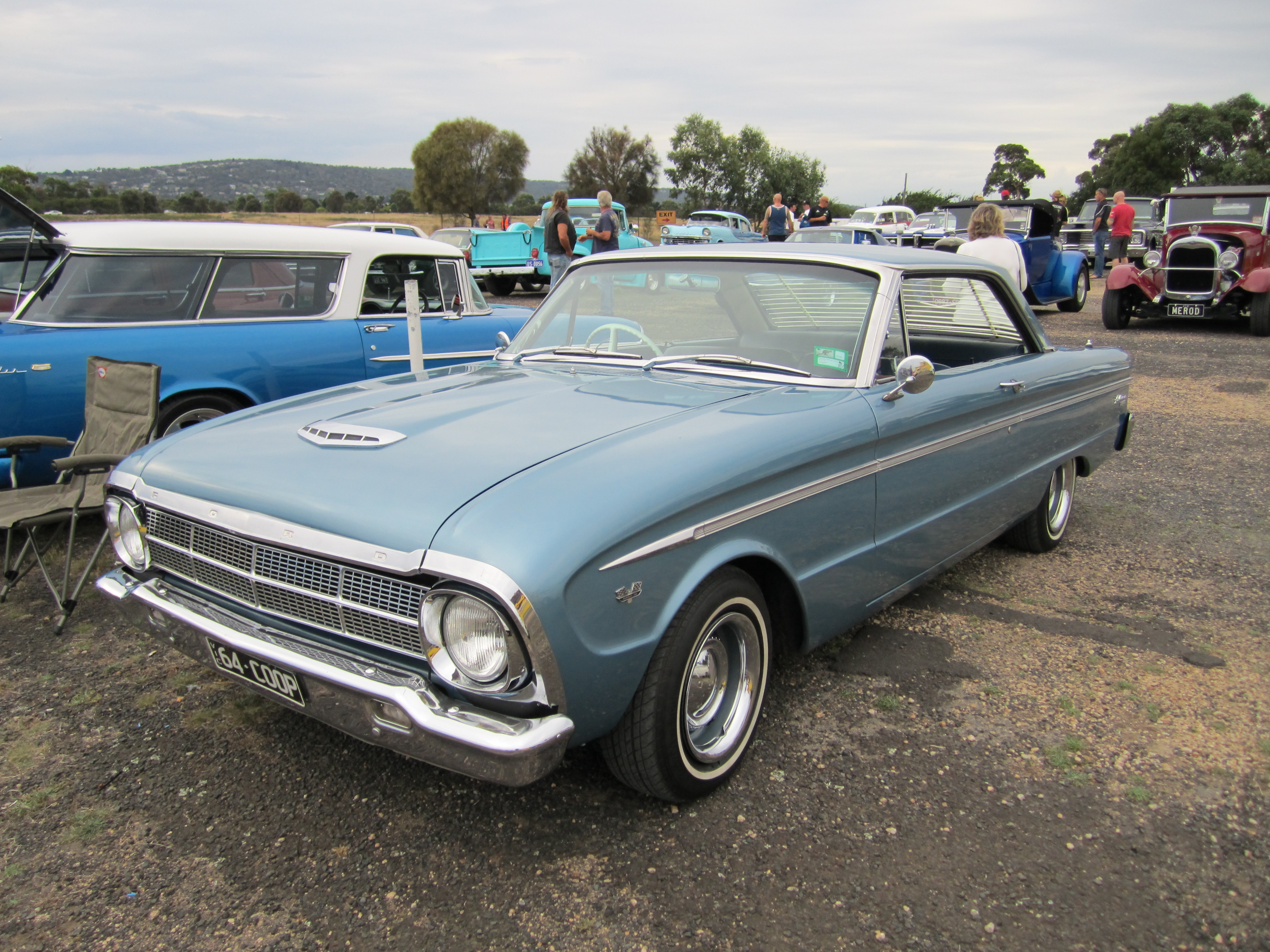 ford falcon xm deluxe coupepicture 10 reviews news