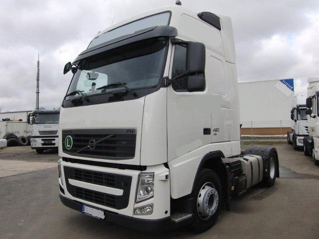 volvo fh 460 globetrotter xl picture 8 reviews news. Black Bedroom Furniture Sets. Home Design Ideas