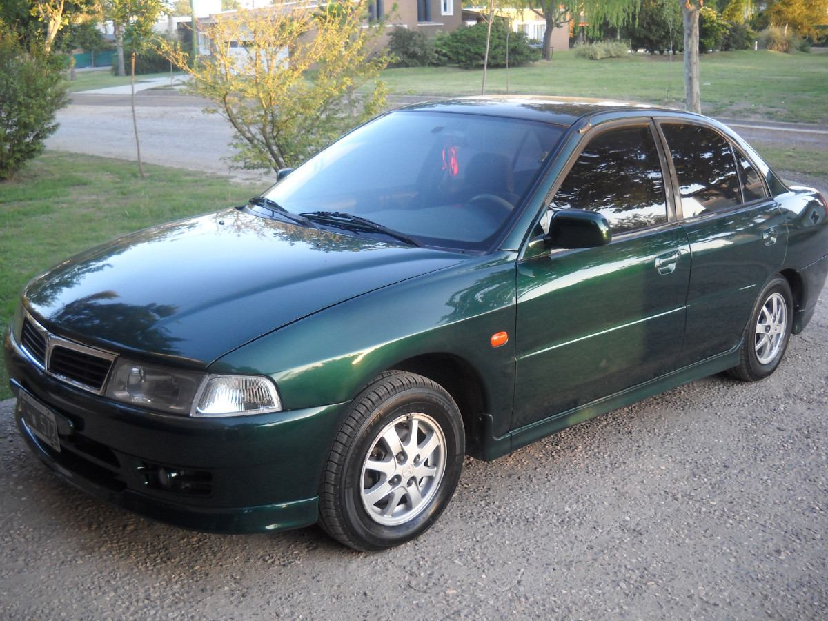 mitsubishi lancer 1998 review