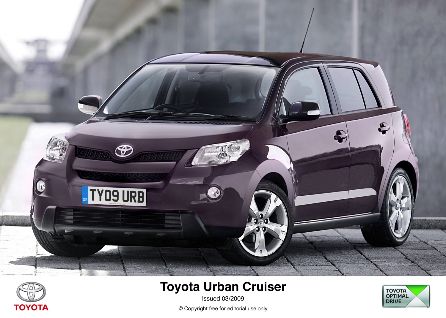 toyota urban cruiser picture 1 reviews news specs buy car. Black Bedroom Furniture Sets. Home Design Ideas