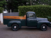 International Harvester Truck