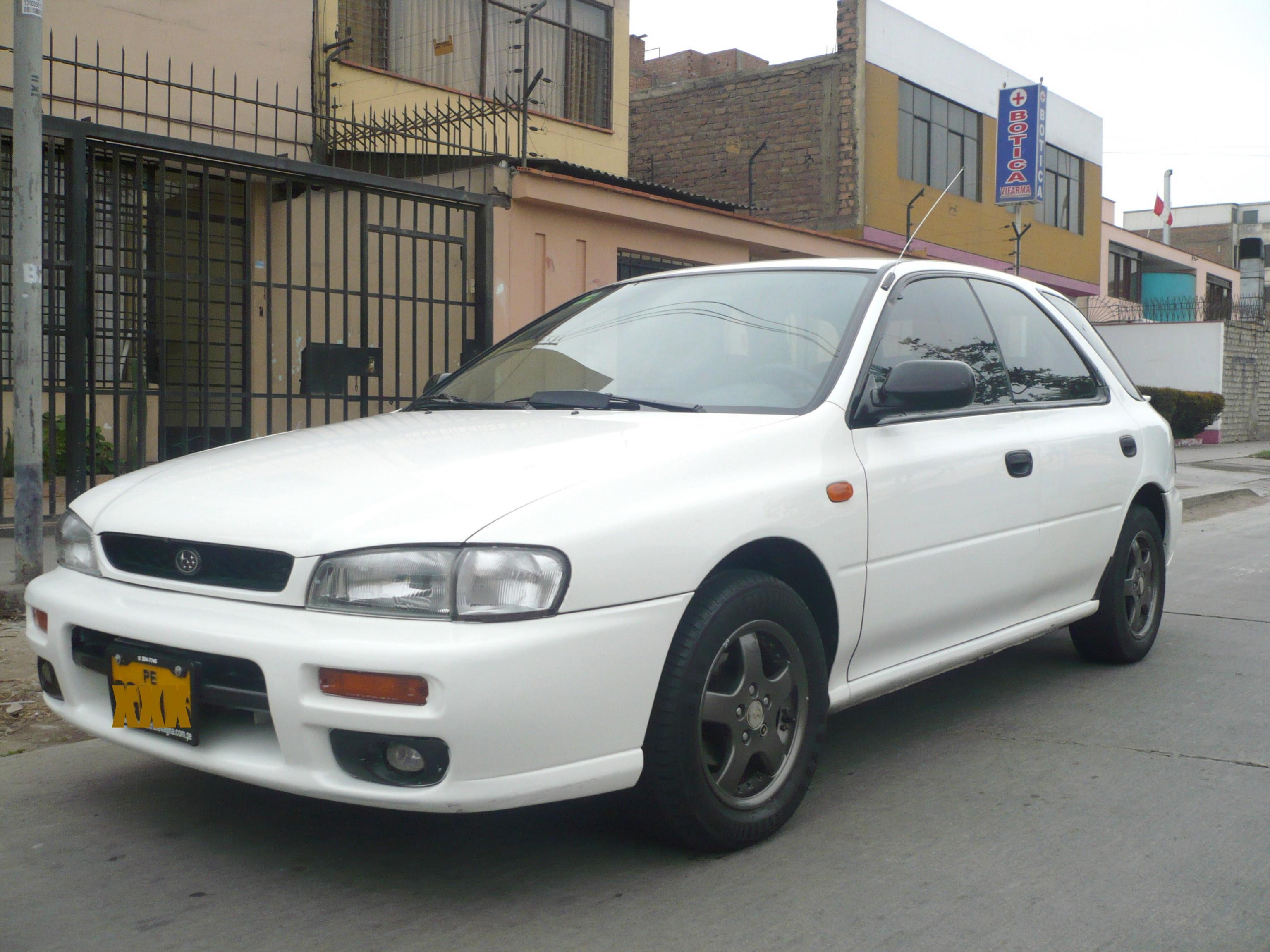 Subaru Impreza Sw Picture 4 Reviews News Specs Buy Car