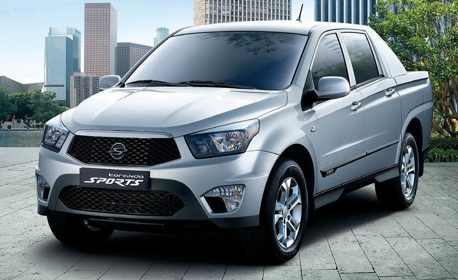 Ssangyong Actyon Sports Photos Reviews News Specs Buy Car