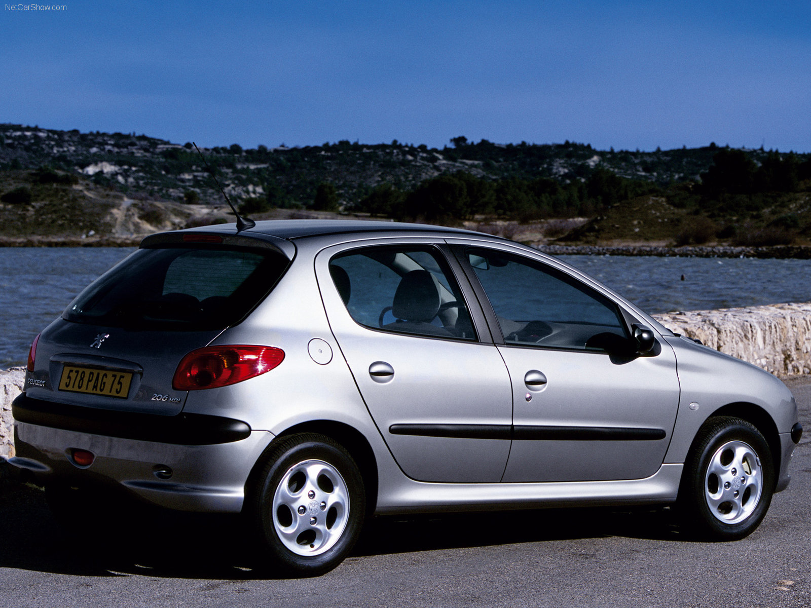 Peugeot 206 Photos Reviews News Specs Buy Car
