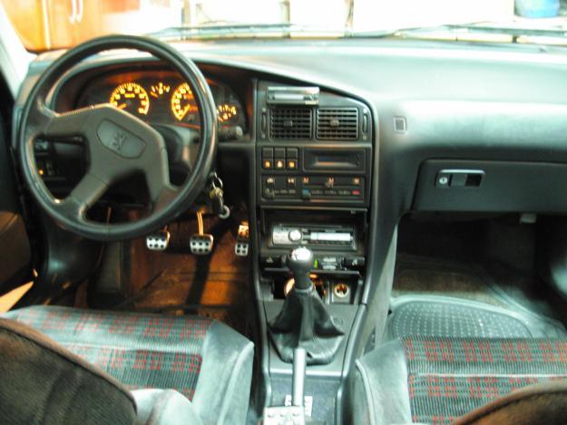Peugeot 405 Mi 16 Picture 15 Reviews News Specs Buy Car