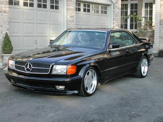 Mercedes-Benz 500 SEL AMG:picture # 7 , reviews, news, specs
