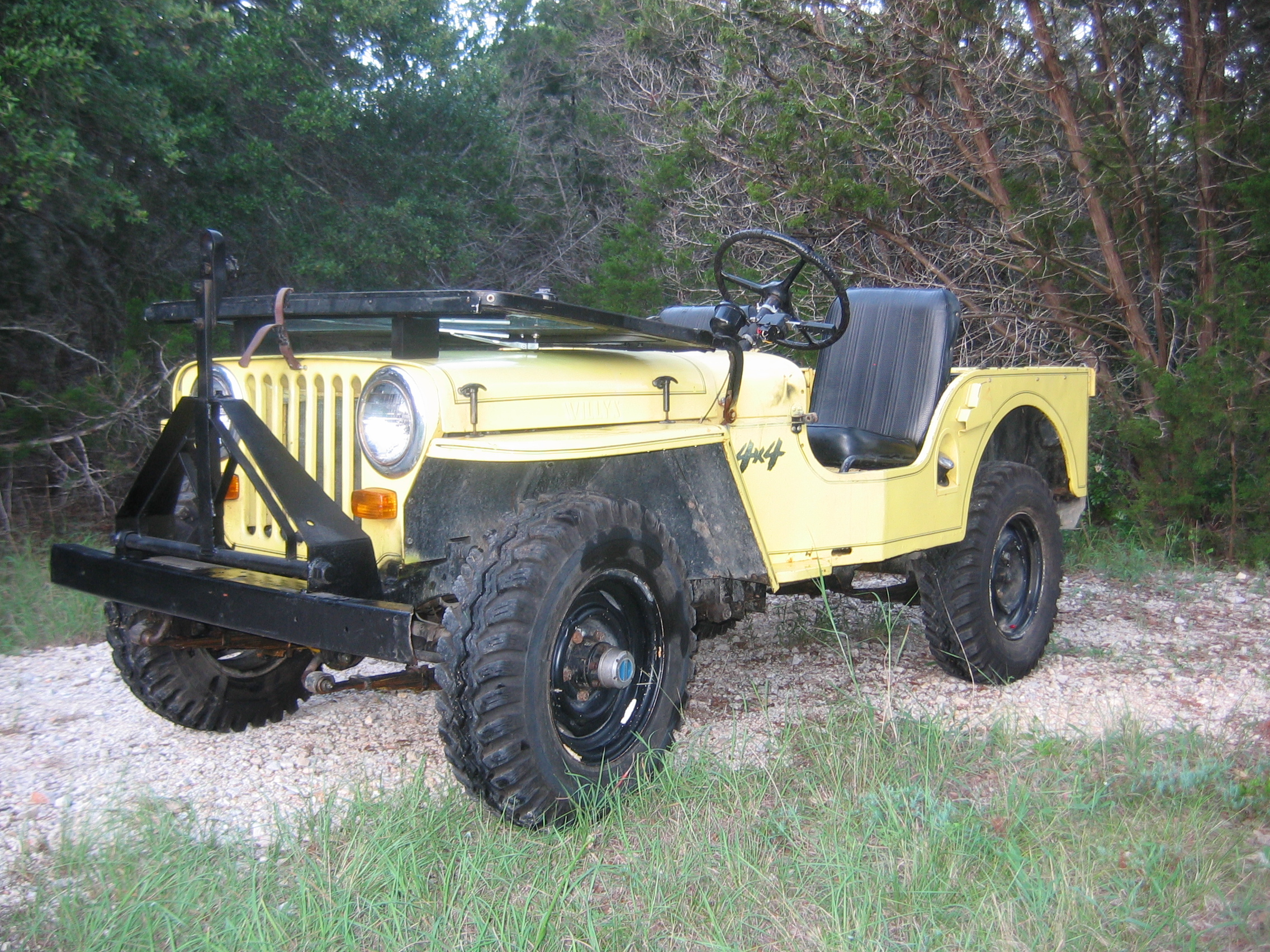 willys cj 2 jeep photos reviews news specs buy car. Black Bedroom Furniture Sets. Home Design Ideas