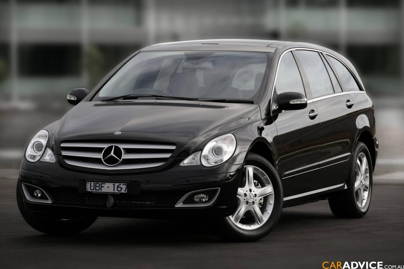 Mercedes benz r picture 9 reviews news specs buy car for Mercedes benz r class 2008