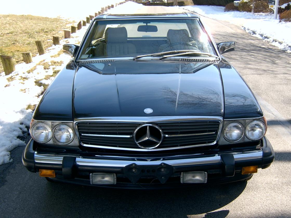 Mercedes benz 560 sl cabriolet picture 7 reviews news for Mercedes benz 560