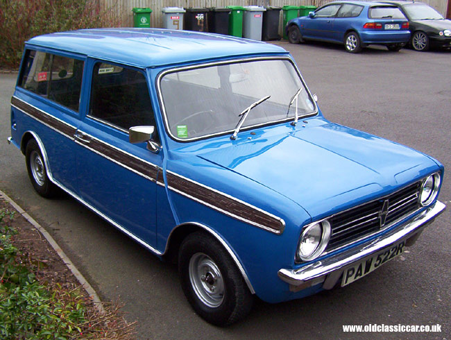 British Leyland Mini Clubmanpicture 6 Reviews News Specs Buy Car