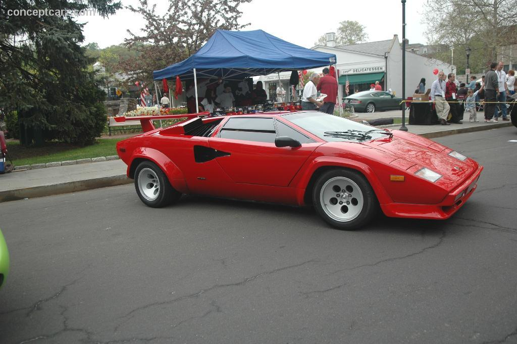Lamborghini Countach Lp 5000 Qv Picture 15 Reviews