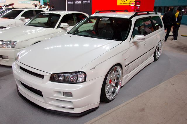Nissan Skyline Wagon Picture 13 Reviews News Specs