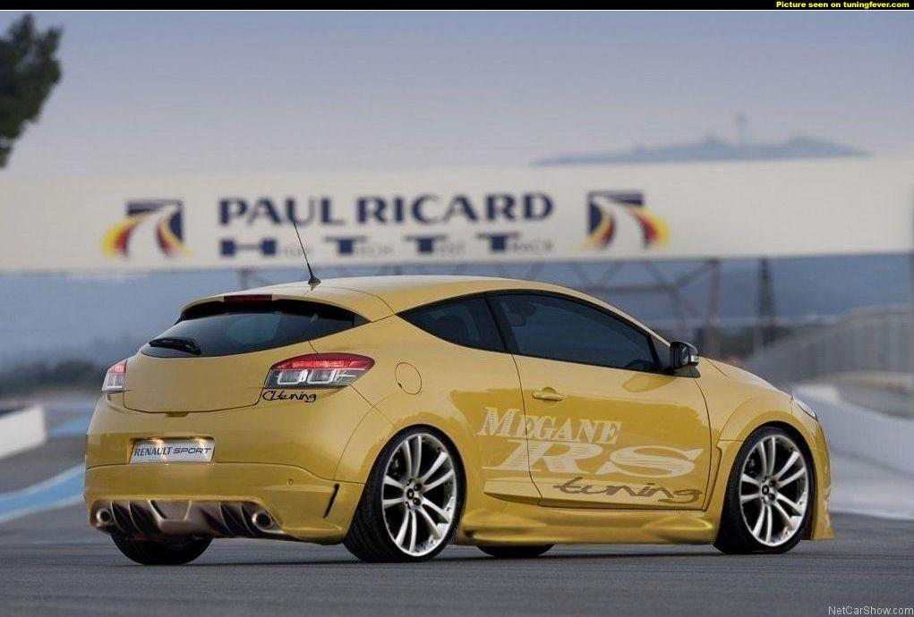 Renault Megane 3 Coupe Picture   13   Reviews  News  Specs
