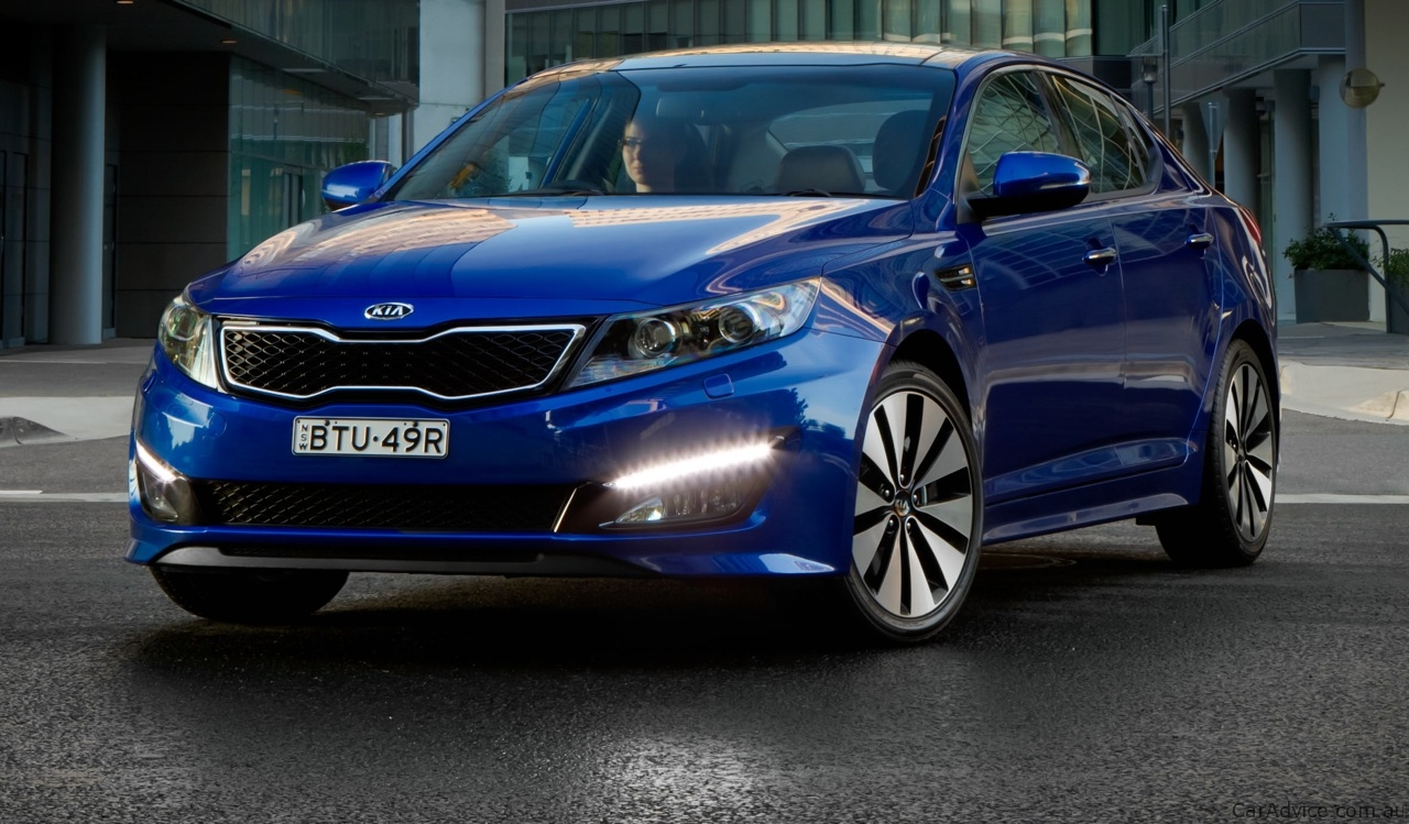 Kia Optima Picture 6 Reviews News Specs Buy Car