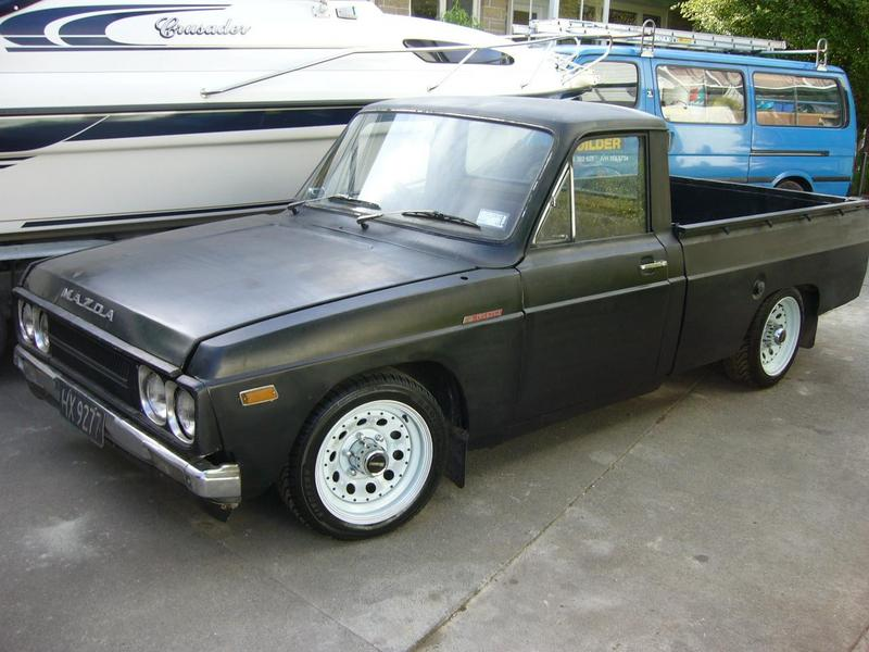 Mazda b1600 picture 1 reviews news specs buy car
