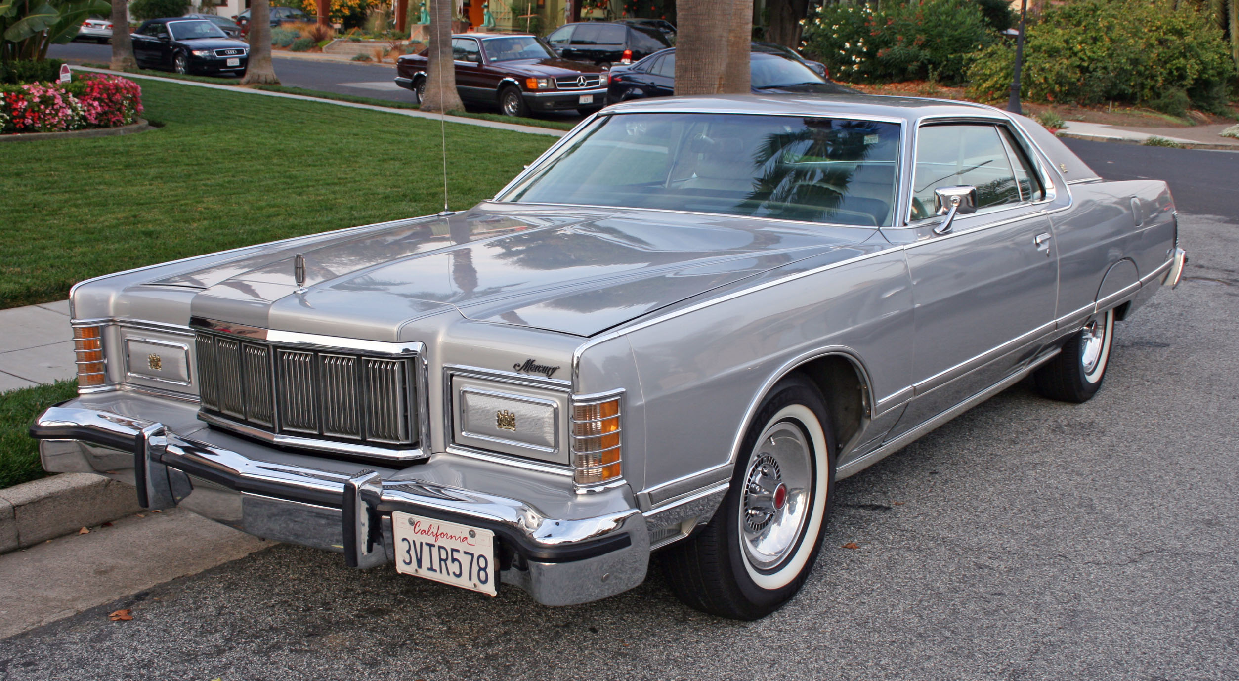 Mercury Marquis:picture # 15 , reviews, news, specs, buy car