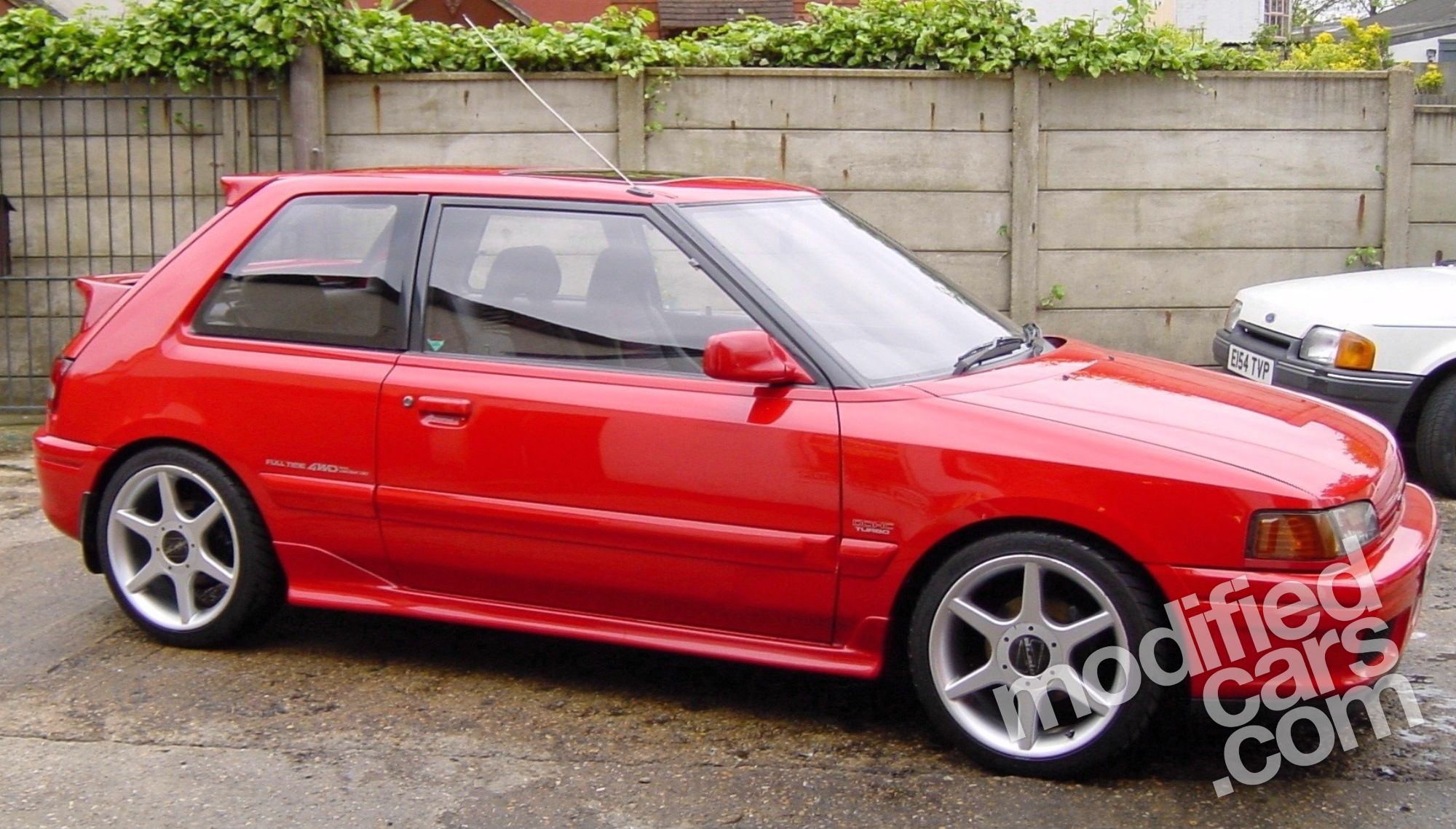 Mazda 323 turbo picture 2 reviews news specs buy car