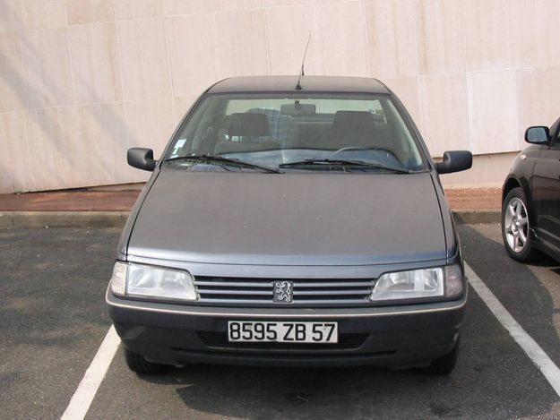 Peugeot 405 Gr Picture 13 Reviews News Specs Buy Car