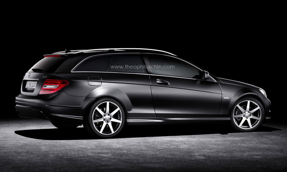mercedes benz c class break photos reviews news specs buy car. Black Bedroom Furniture Sets. Home Design Ideas
