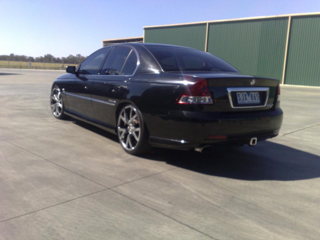 Holden Calais vz