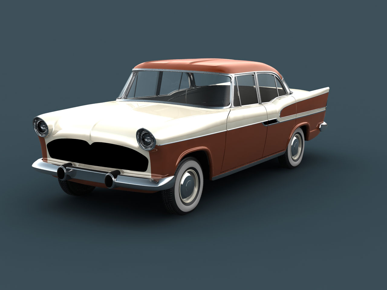Simca Chambord Picture 12 Reviews News Specs Buy Car