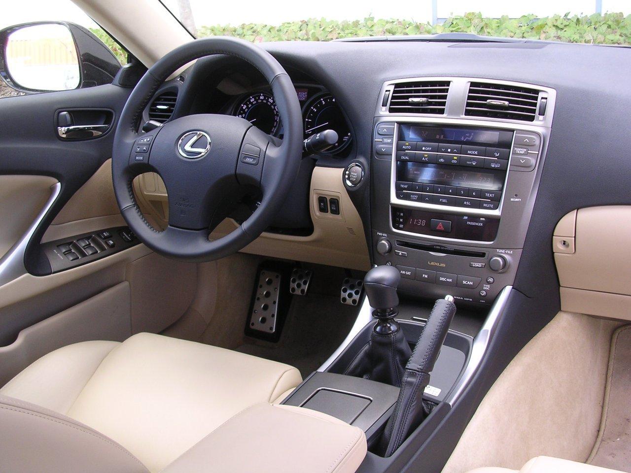 Lexus Is250 Picture 9 Reviews News Specs Buy Car
