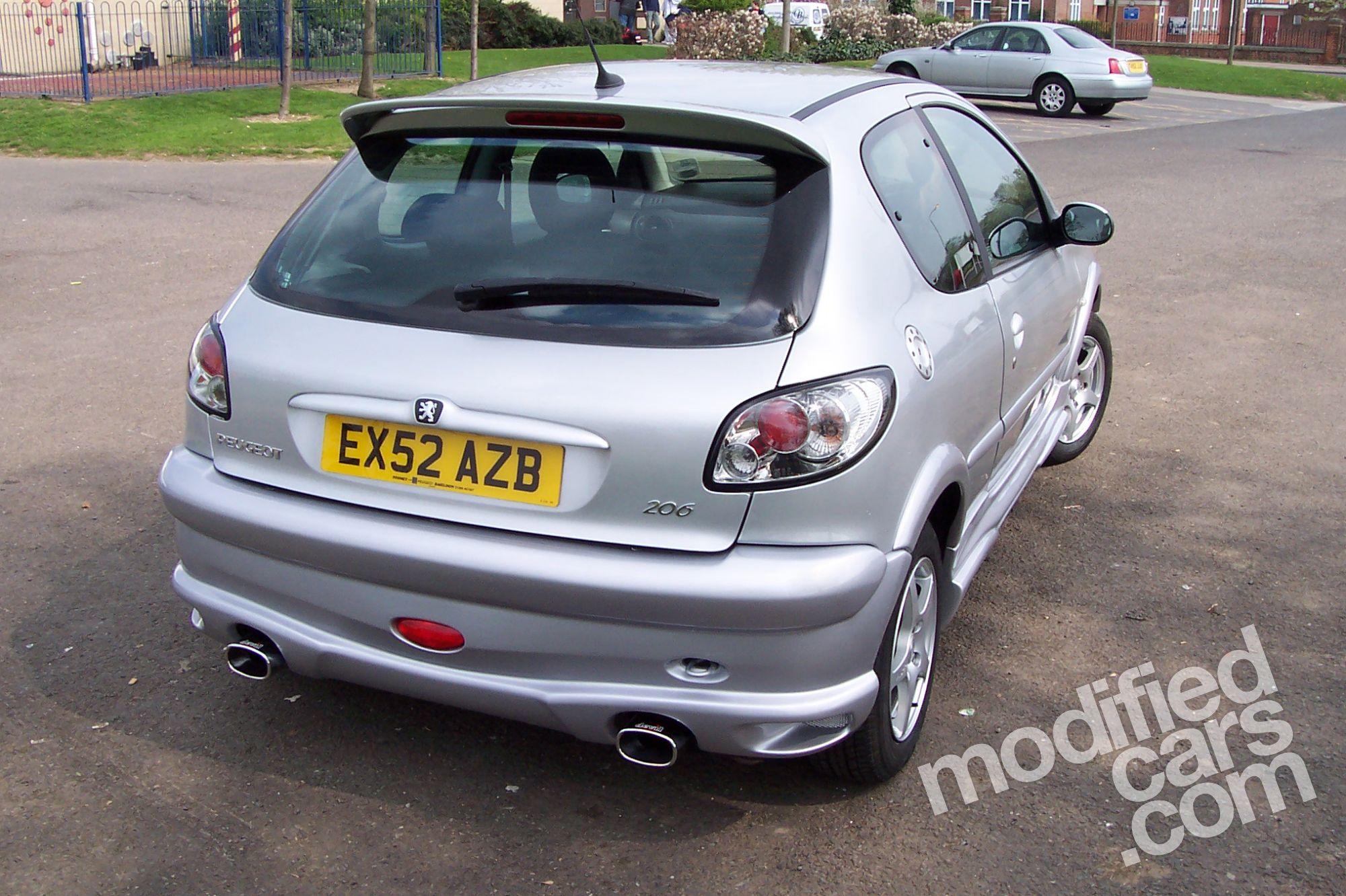 Peugeot 206 Quiksilver Picture 15 Reviews News Specs Buy Car