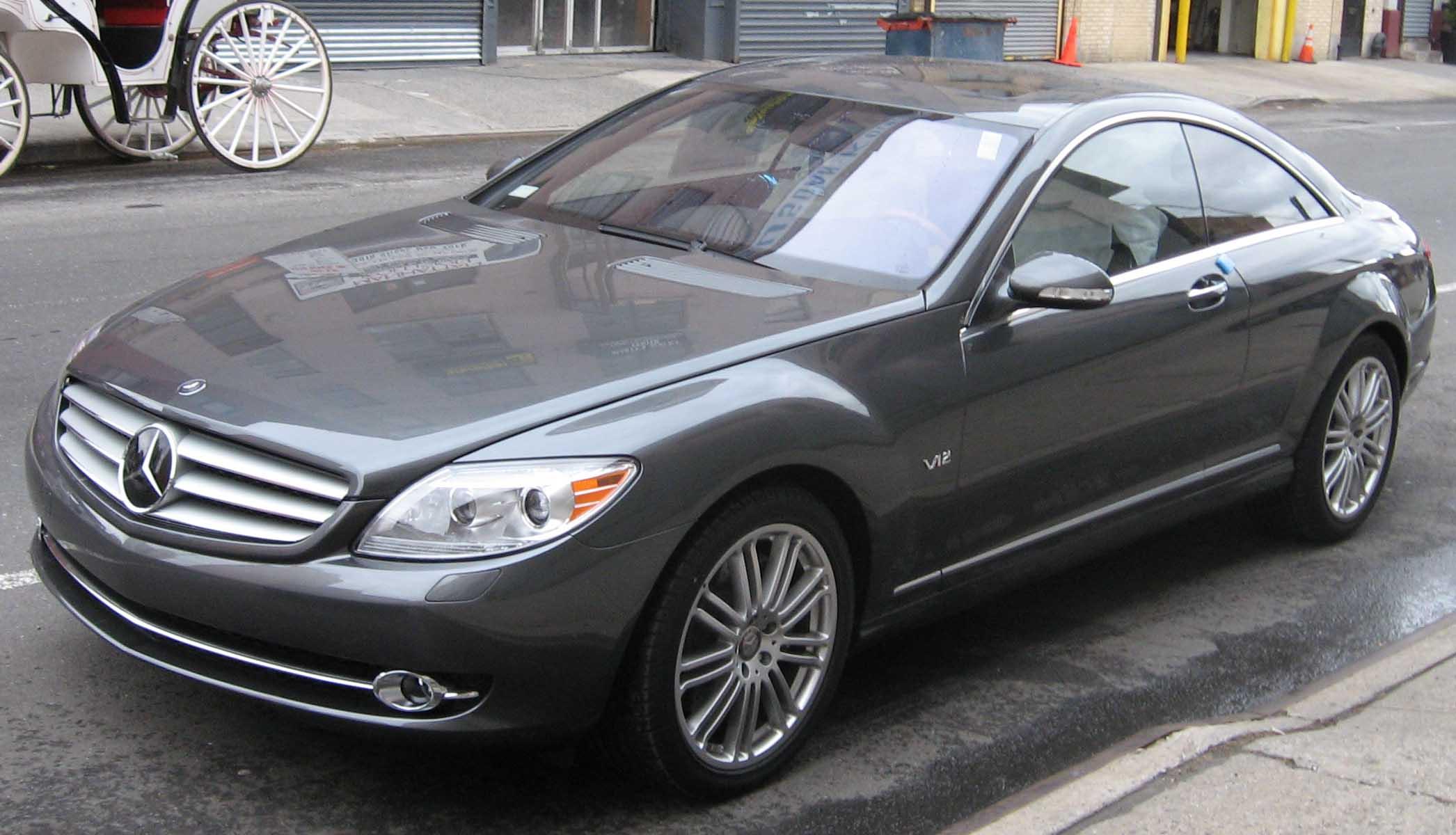 Mercedes benz cl 600 picture 6 reviews news specs for Mercedes benz cl500 review