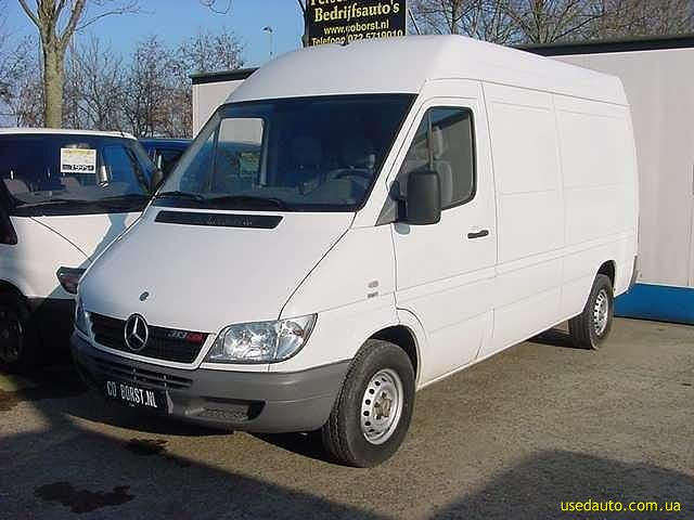 mercedes benz sprinter 313 cdi picture 11 reviews news specs buy car. Black Bedroom Furniture Sets. Home Design Ideas