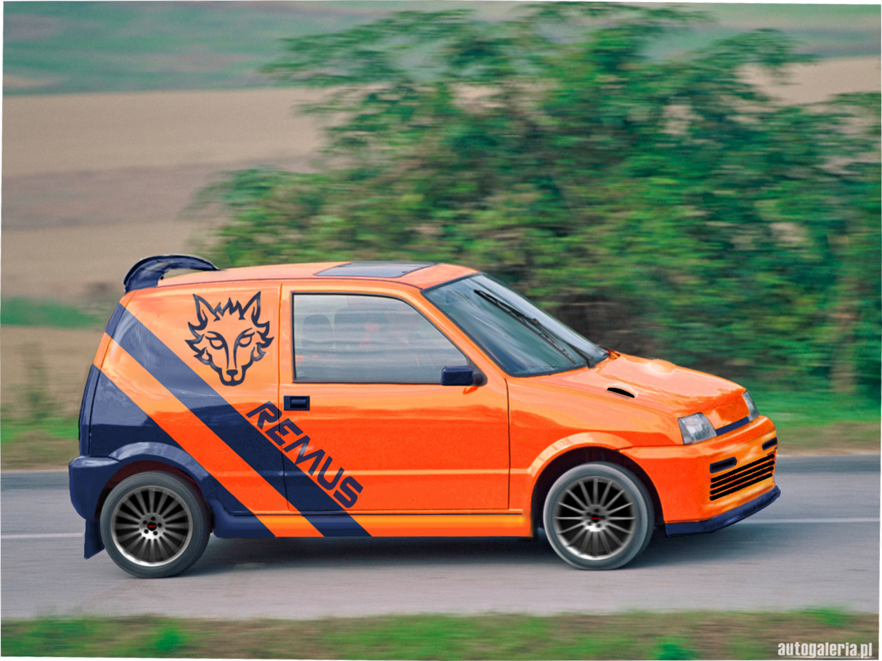 Fiat Cinquecento Sporting:picture # 10 , reviews, news, specs, buy car